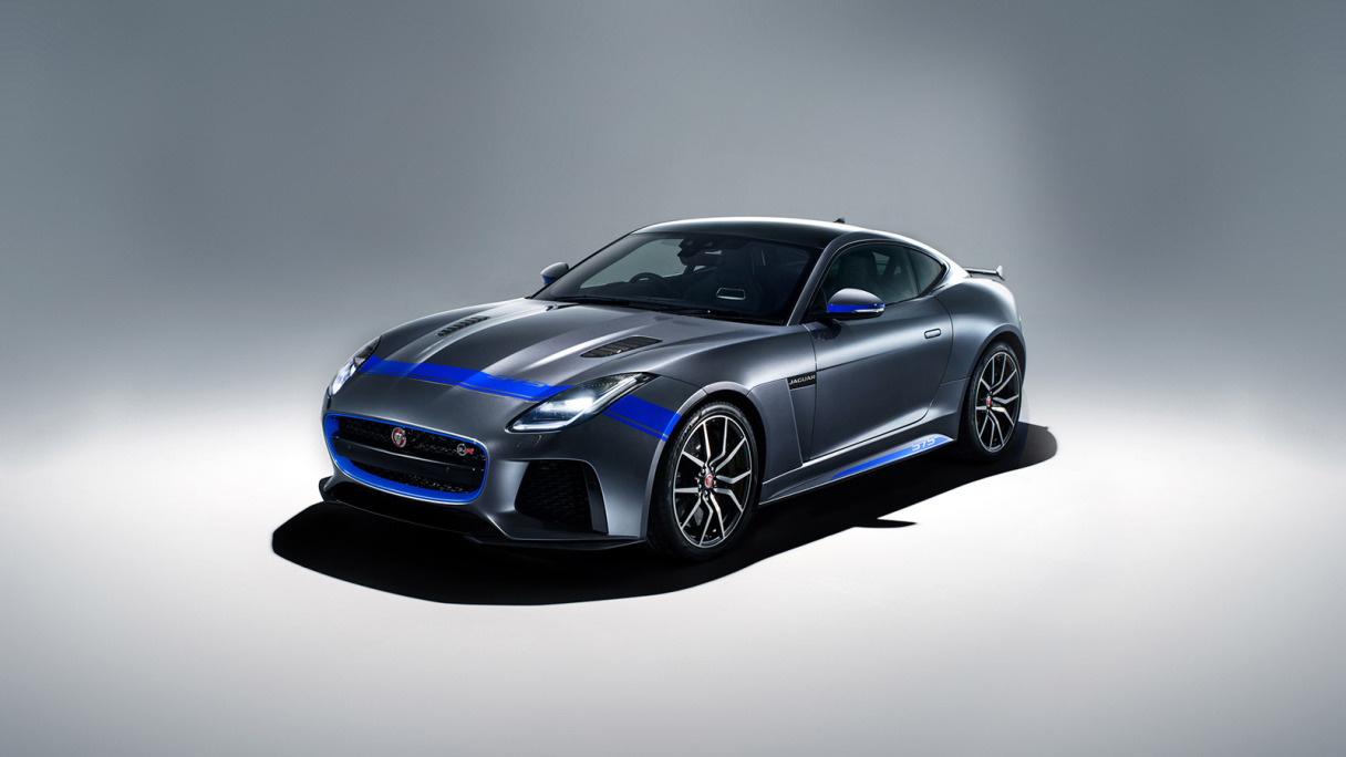 F-Type SVR Graphic Pack.
