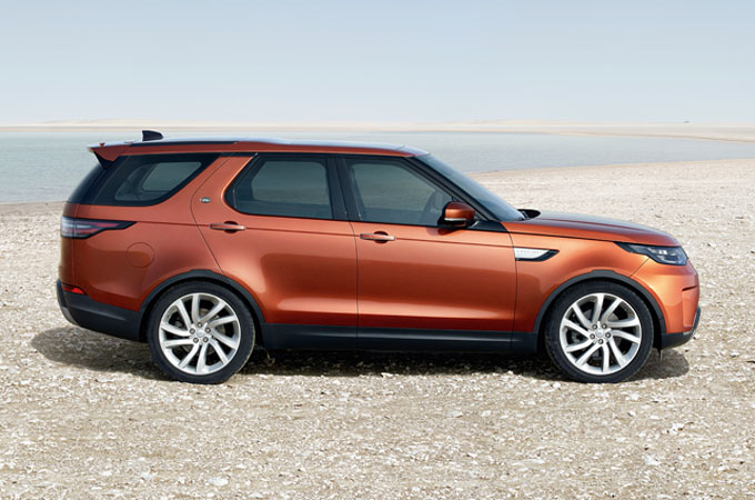 Land Rover Discovery Versatile SUV