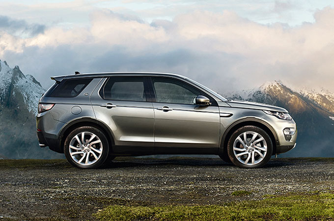 Land Rover Discovery Sport Adventure Compact SUV
