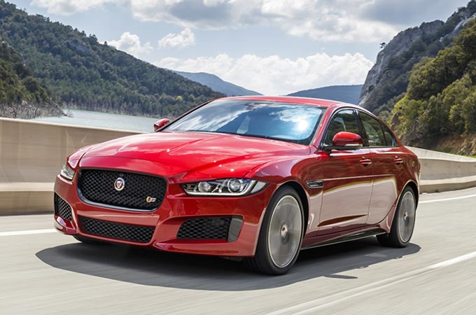 News CC New Jaguar Range