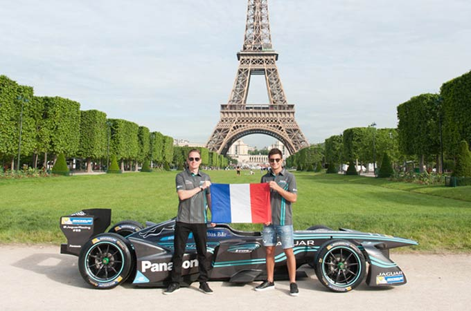 News CC E-Prix Paris