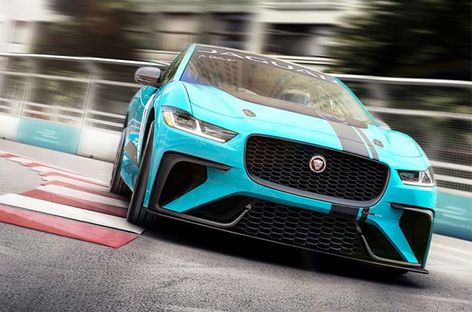 News CC I-PACE eTrophy