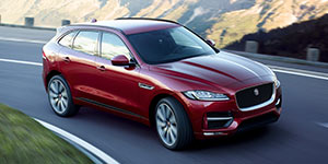 F-PACE ADAPTIVE CRUISE CONTROL
