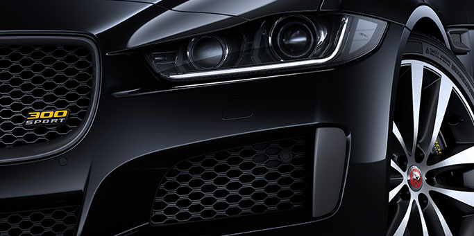 Jaguar XE LED Headlights