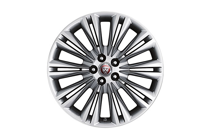 "Alloy Wheels 19""."