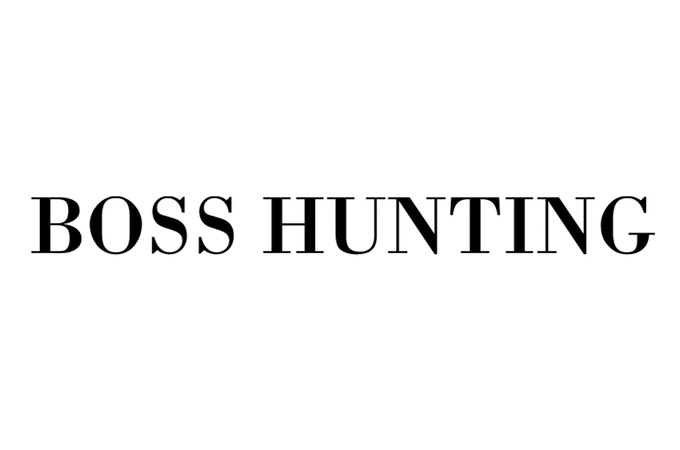 Boss Hunting Logo