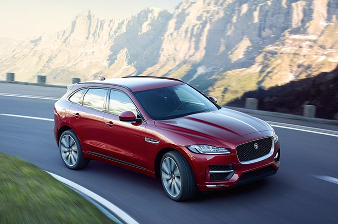 F-Pace reviews