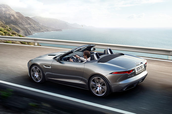F-Type reviews