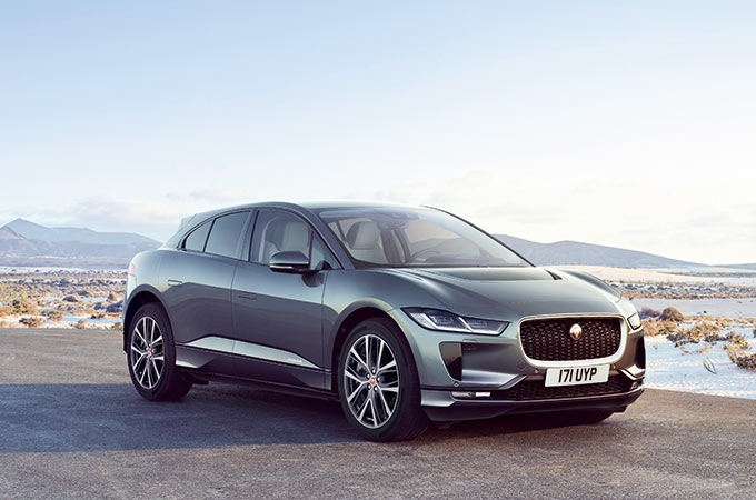 I-Pace reviews