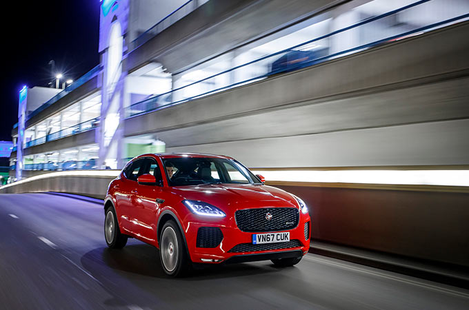 EURO NCAP E-PACE News Article Image
