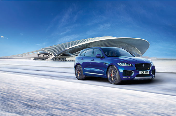 What you don't know F-PACE News Article Image