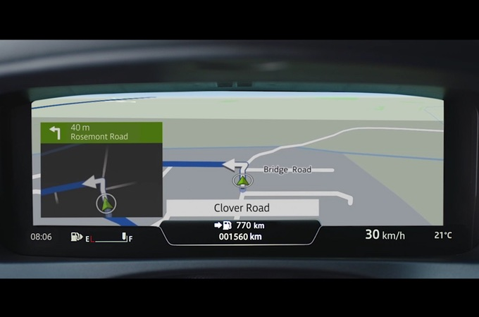 Navigation System Voice Guidance Settings