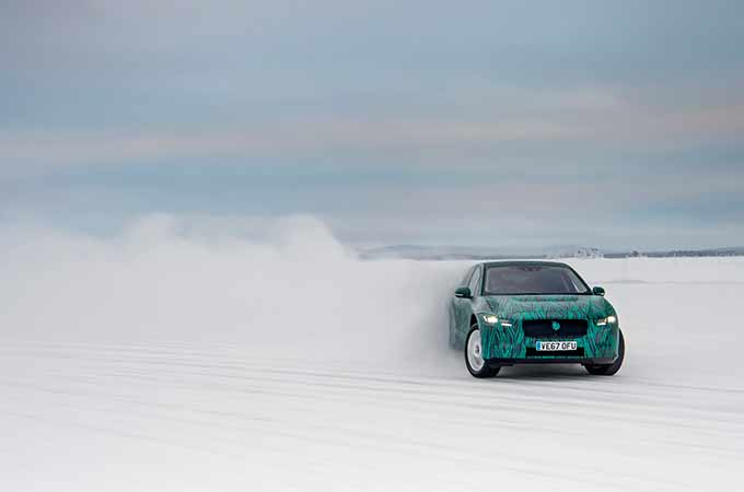 ICE-COOL I-PACE