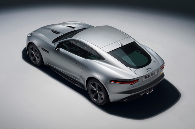 Silver f-type