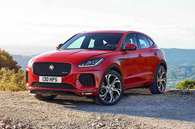 E-Pace - When design take over