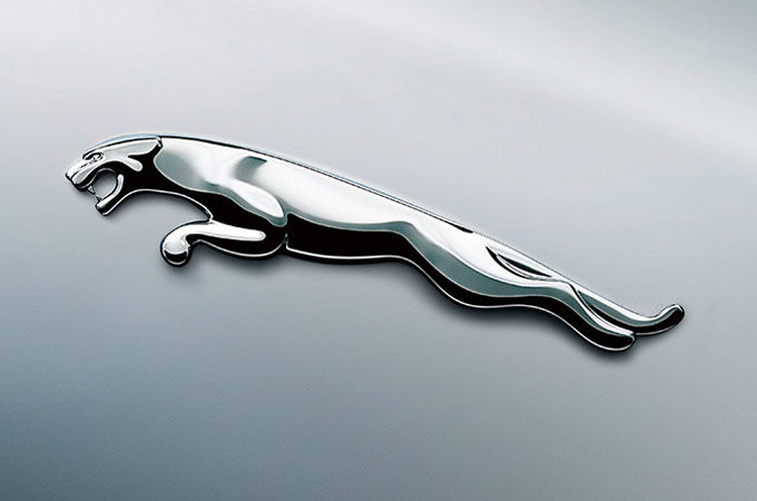 The Jaguar Logo.