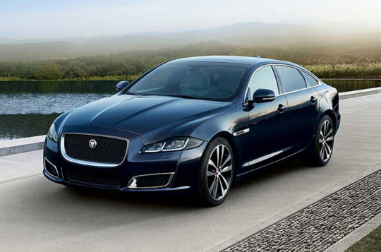 Jaguar Celebrates Five Decades Of Its Flagship Sedan With The Limited Edition XJ50