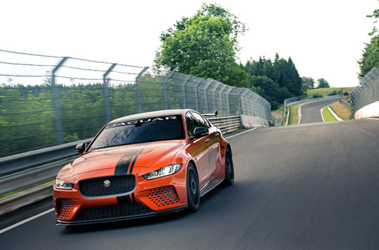 Jaguar Refines XE SV Project 8 Ahead of Summer Production