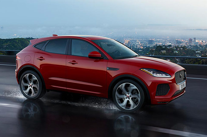 Jaguar E-PACE Cars for Employees
