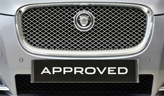 Jaguar Approved.