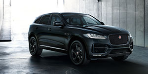 F-Pace Black Limited
