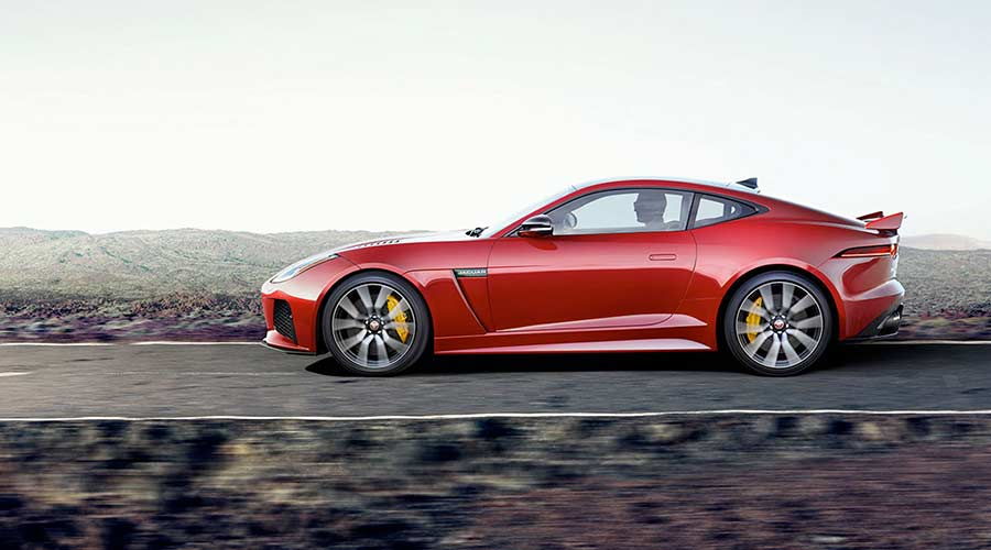 Jaguar F-TYPE | Download a Brochure
