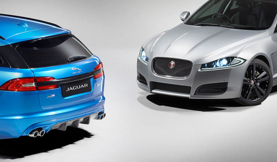 XF SALOON & SPORTBRAKE RS - business offers.