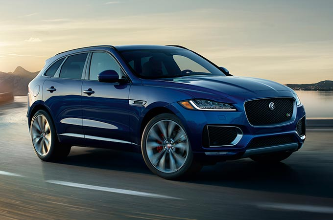 2019 Jaguar F Pace Crossover Luxury Suv Jaguar Usa