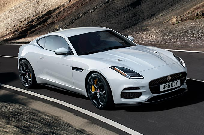 2019 Jaguar F Type Sleek Design And Pure Power Jaguar Usa
