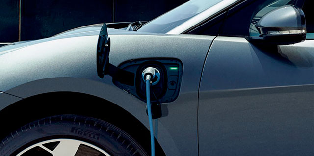 I-PACE Home Charging