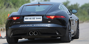 Jaguar - The Art of Performance Tour at Nagpur
