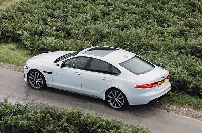 6 things you didn't know about Jaguar XF