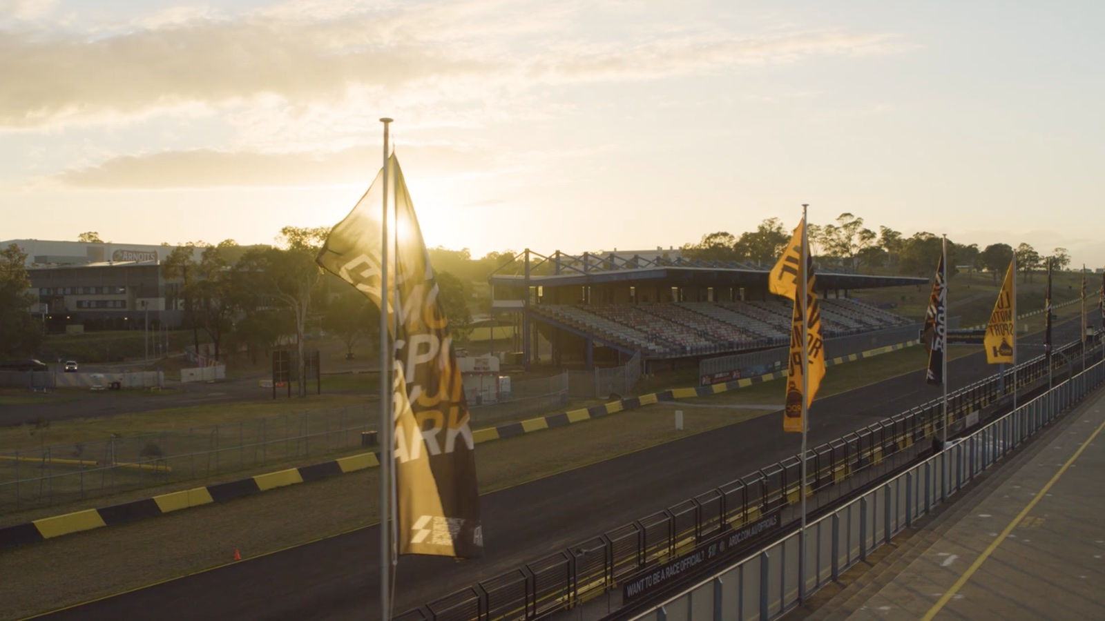 Track experience gallery