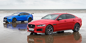 JAGUAR XE 300 SPORT AND SV PROJECT 8