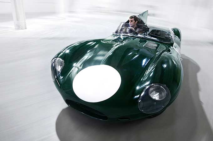 60 Years D-TYPE Le Mans