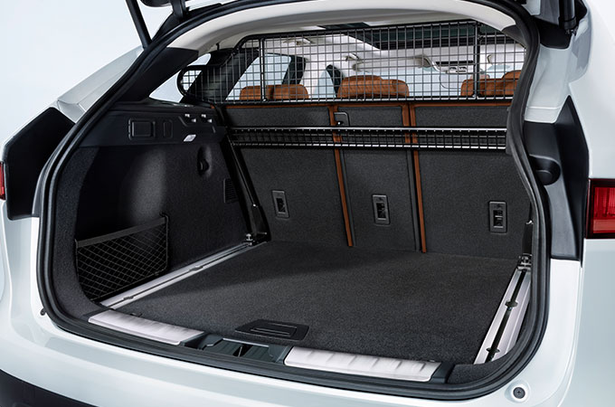 Jaguar F-Pace Reversible Loadspace Floor.