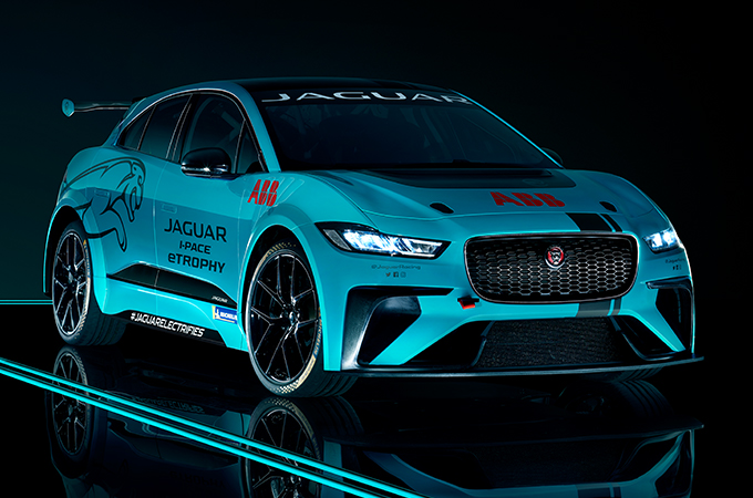 jaguar racing.