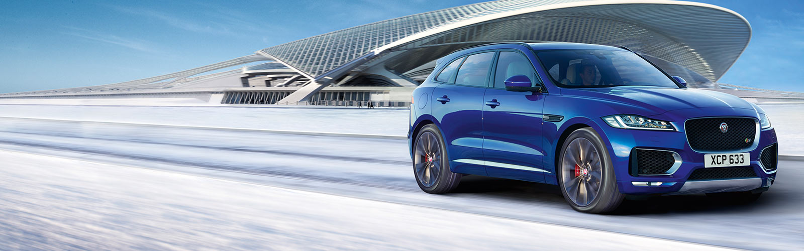 F-pace.
