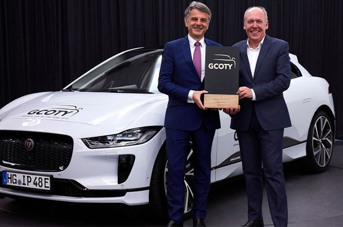 IPACE Car of the Year