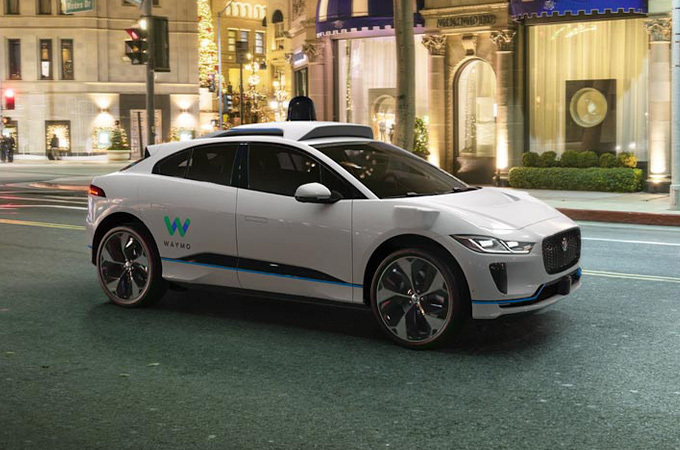 Waymo & JLR Partnership
