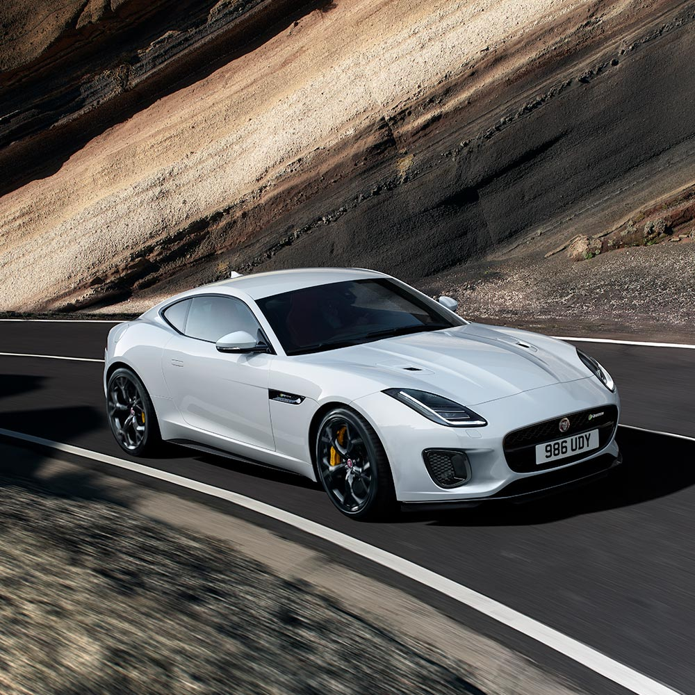 F-TYPE China Gallery Selector.