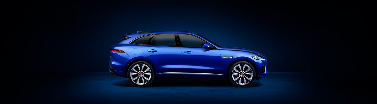 Jaguar F-PACE Leasing