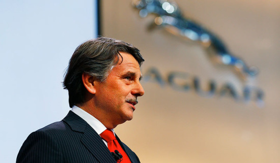 Jaguar CEO Ralf Speth.