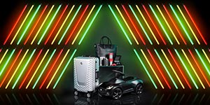 Jaguar Branded Goods Christmas Campaign 2018