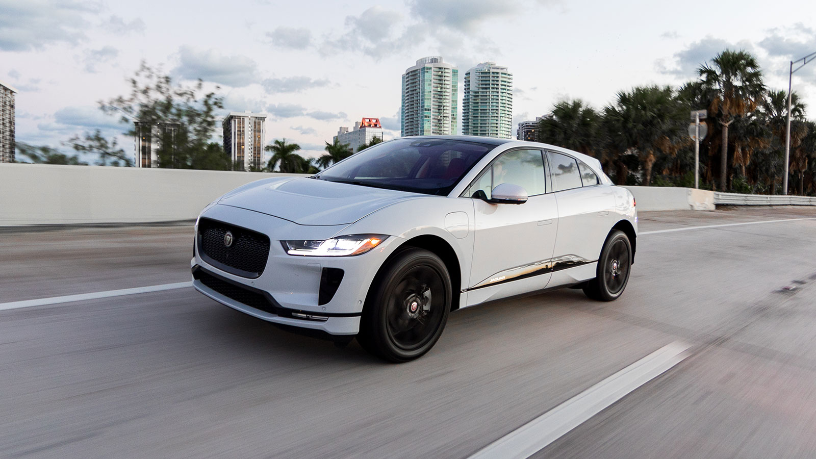 Jaguar Electrifies