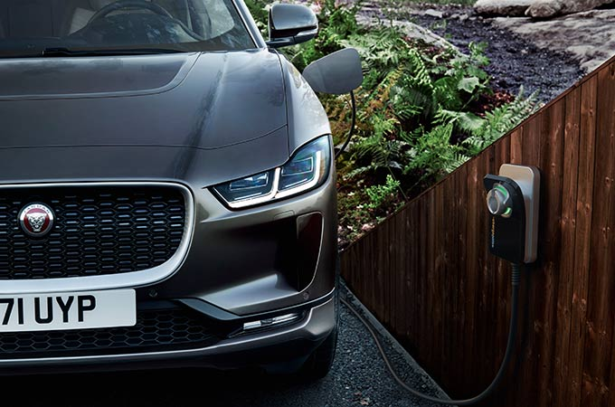 HOME CHARGING IPACE R&C.