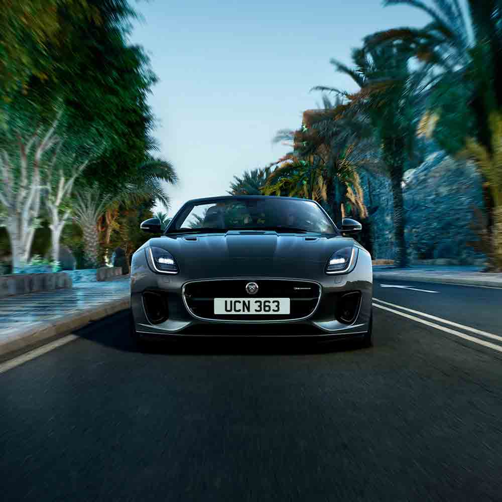 View F-TYPE Video Gallery