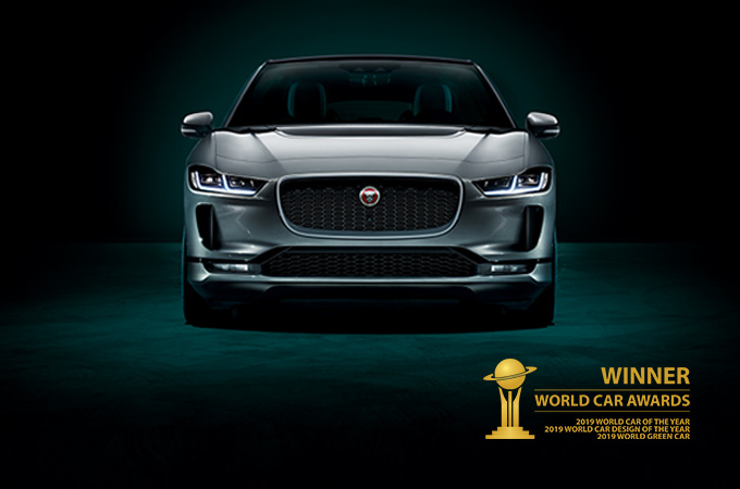 Jaguar I-PACE - World Car Of The Year 2019