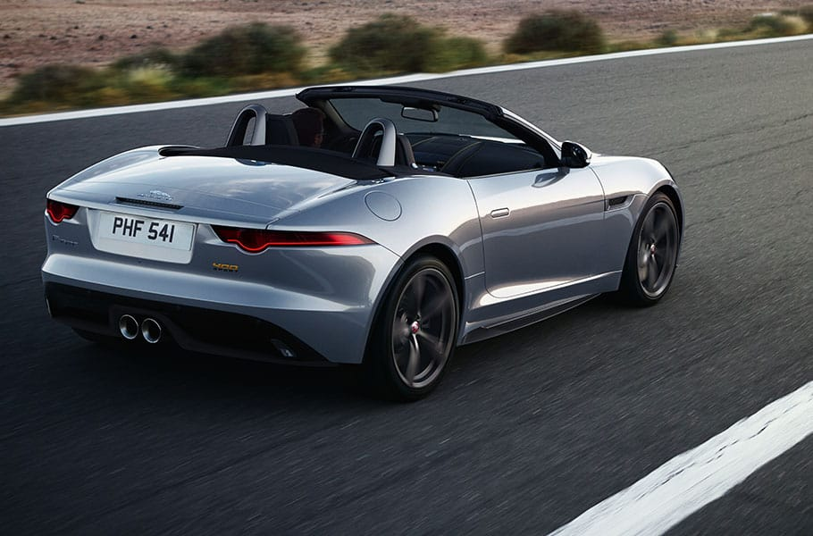 Jaguar F-TYPE 400 Sport | Convertible Modeli | Performans Otomobili 5