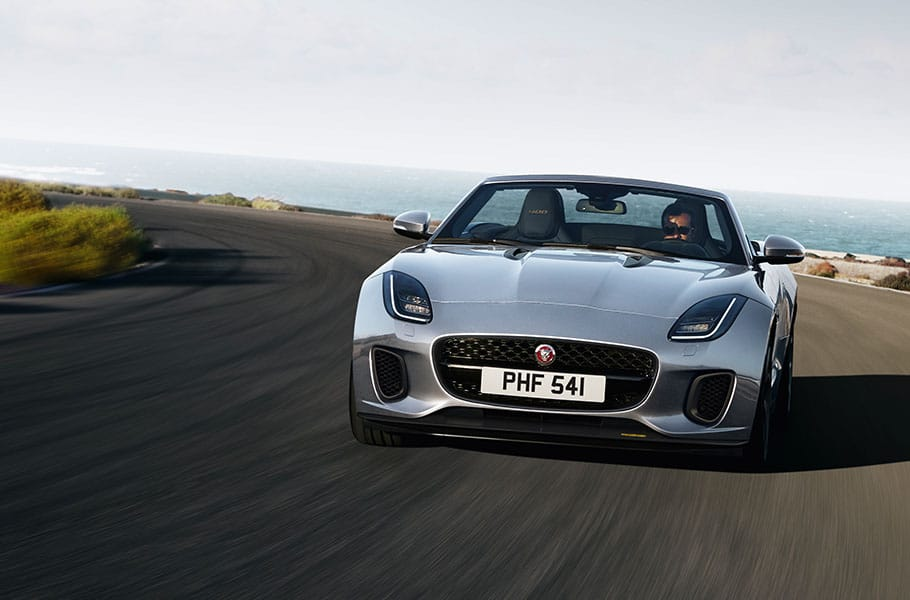 Jaguar F-TYPE 400 Sport | Convertible Modeli | Performans Otomobili 3